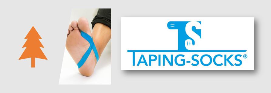 Spiraldynamik Taping-Loops Wippert